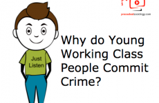 working class and crime